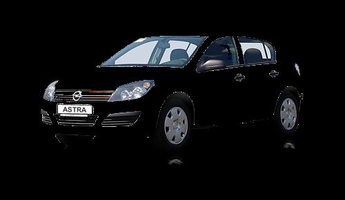 ����� ������ Astra H Hatchback