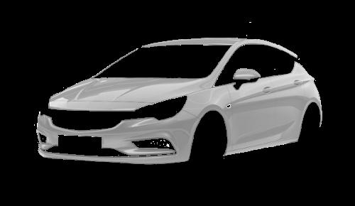 ����� ������ Astra K Hatchback
